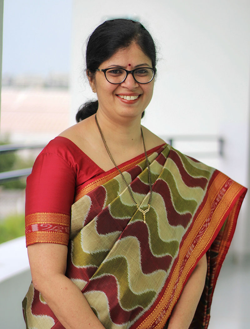 Ms. I Chandra Madhavi
