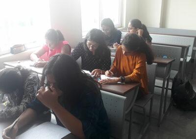 St Mary's junior college exam preparation