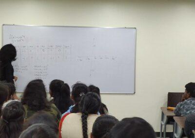 St Mary's junior college Jubilee Hills classroom activities