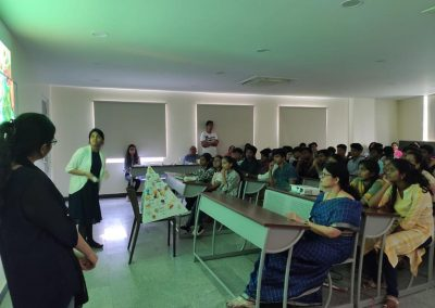 St Mary's junior college presentation on nutritions