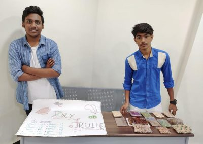 St Mary's junior college campus activities by Bi P C students