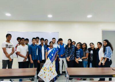 St Mary's junior college BiPC students activities