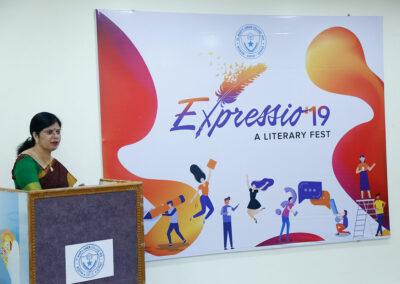 St Mary's junior college Expressio 19 event