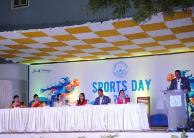 St Mary's junior college Sports day celebrations